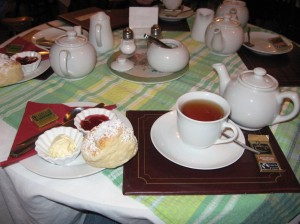 old stables tea