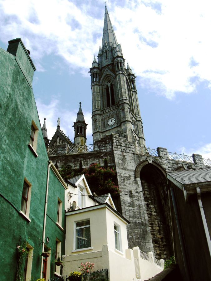 This cathedral was actually started in 1868, and finished around 1915.