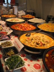 Curry etc